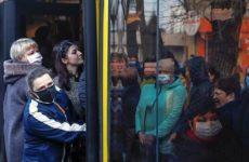 Киев снова погружается в карантин