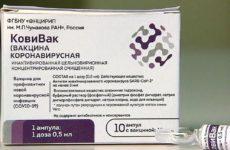 Третью российскую вакцину начнут колоть в конце месяца