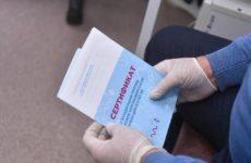 ВОЗ поддержала паспорта вакцинации
