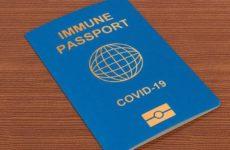 В СНГ могут заработать паспорта вакцинации