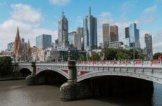 В Мельбурне новый жесткий карантин.