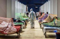 Реальная смертность в Индии может перевалить за 1,6 млн человек