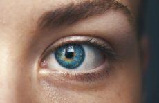 Ковид может проникать через глаза