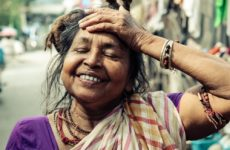 Заболеваемость в Индии начала снижаться