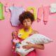 Разговорная онлайн-терапия может помочь матерям с послеродовой депрессией